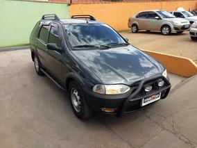 Fiat Palio Weekend Adventure 1.8 2000 Gasolina