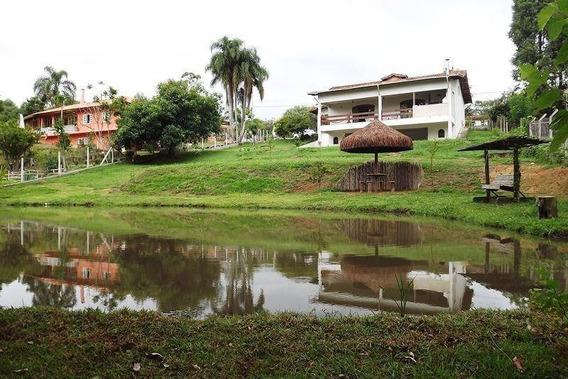 Chácara Residencial À Venda, Chácara Remanso (caucaia Do Alto), Cotia. - Ch0174