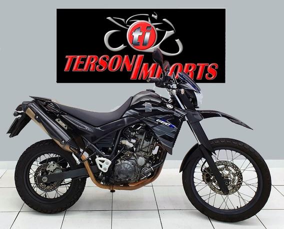 Yamaha Xt 660r 2015 Preta