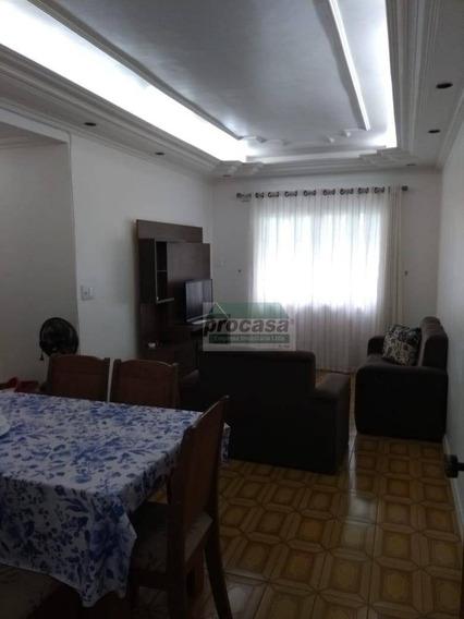 Apartamento Mobiliado Com 2 Dormitórios Para Alugar, 65 M² Por R$ 1.600/mês - Aleixo - Manaus/am - Ap2970