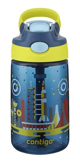 Botella Niños Autosput Gizmo Espacial 414 Ml Contigo