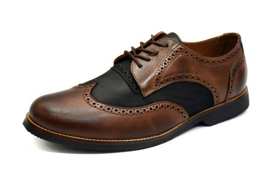 Sapato Militar Oxford Clássico Masculino Couro Promoção Luxo