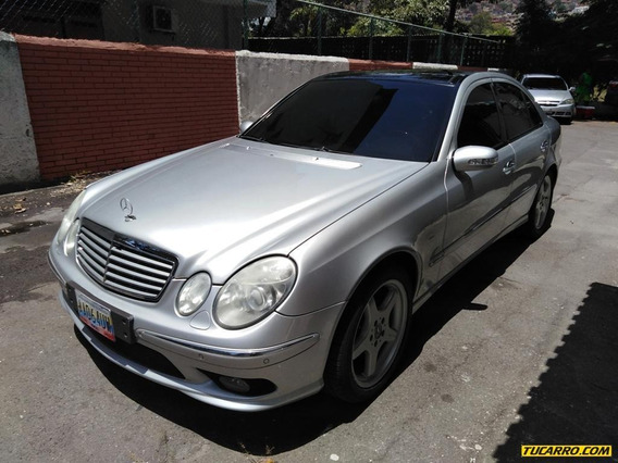 Mercedes Benz Clase E E500