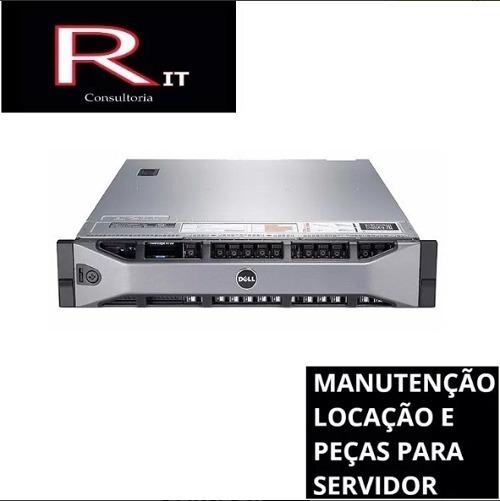 Servidor Dell R710 - 96gm De Memoria Ram