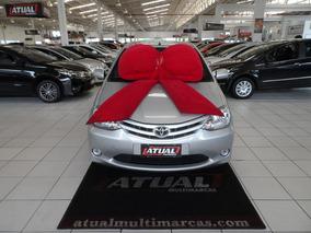 Toyota Etios Sedan Xs Flex 2013
