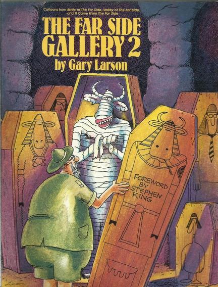 The Far Side Gallery 2 By Gary Larson Cartoons Raro Antigo