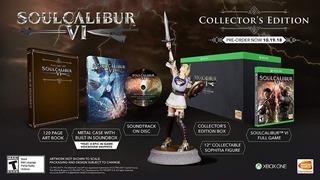 Soul Calibur Vi Collectors Edition Xbox One (en D3 Gamers)