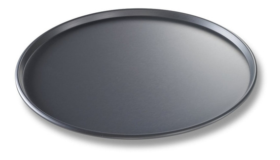 Forma Pizza Antiaderente Tabuleiro Assadeira Forno - 32 Cm