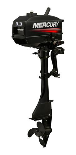 Imagem 1 de 1 de Motor De Popa Mercury 3.3 Hp 0km 2021 - Pgto A Vista