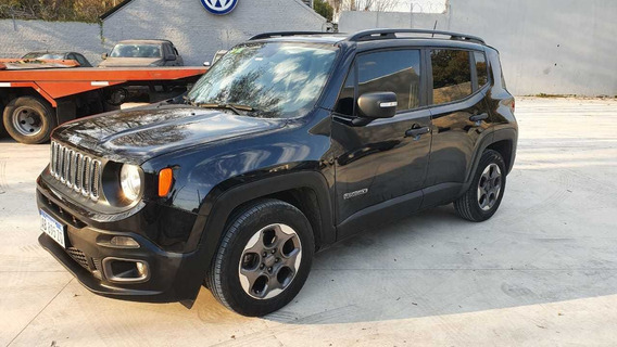 Jeep Renegade 1.8 Sport At - Impecable
