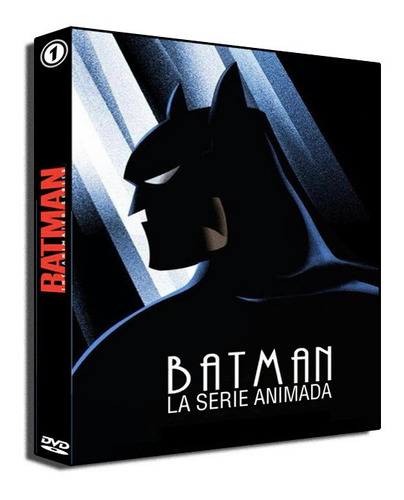 Batman - La Serie Animada [serie Completa] [8 Dvds]