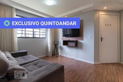 Apartamento Térreo Mobiliado Com 3 Dormitórios E 1 Garagem - Id: 892918147 - 218147