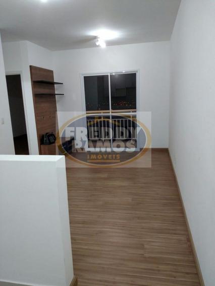 Apartamento A Venda No Bairro Cézar De Souza Em Mogi Das - 207-1