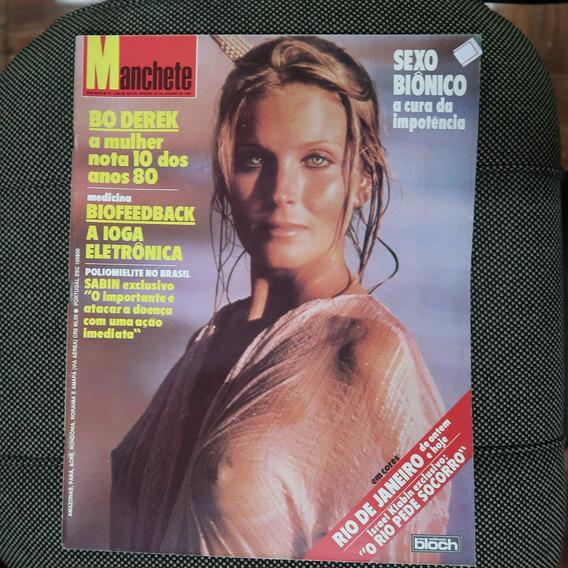 Revistas Manchete, Nº 1449, 26 Janeiro 1980, Rio De Janeiro.