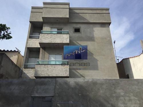 Studio Com 2 Dormitórios À Venda, 38 M² Por R$ 189.000,00 - Cidade Patriarca - São Paulo/sp - St0440