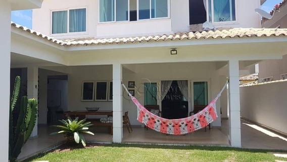 Casa Com 3 Dormitórios À Venda, 300 M² Por R$ 1.200.000,00 - Barra - Macaé/rj - Ca1408