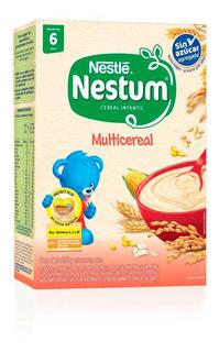 Nestum Multicereal Sin Azucar Agregada X 200 Gr