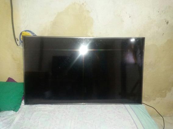 Smart Tv 70lb7200 Tela Quebrada Mais Placas E Leds Td Bons