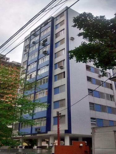 Imagem 1 de 30 de Apartamento Com 1 Dorm, Itararé, São Vicente - R$ 230 Mil, Cod: 59 - V59