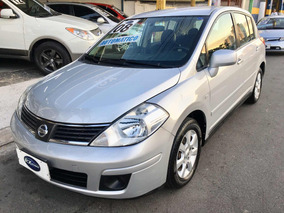 Nissan Tiida 1.8 S Automatico Completo Impecavel 2008
