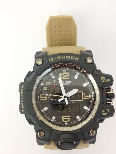 Relógio Masculino G-shock Mudmaster Gwg-100 C/caixa