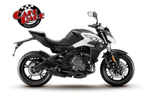 Cf Moto Nk400. Financiacion Bancaria Hasta En 60 Meses!