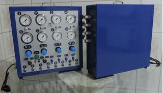 Bancada (painel) Para Testes De Freio E Sistemas Pneumáticos