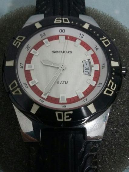 Relógio Séculos Original Na Caixa Modelo 23199gossnu