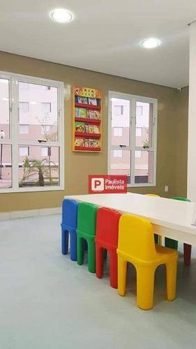 Apartamento À Venda, 50 M² Por R$ 260.000,00 - Canhema - Diadema/sp - Ap28896