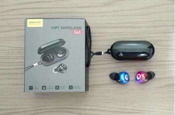 Fone De Ouvido Bluetooth 5.0 Muve Q65 Ipx7