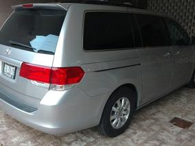 Honda Odyssey Exl Minivan Cd Qc At Dvd 2010 Muy Buen Estado