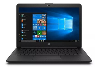 Notebook Hp Celeron 4gb 500gb 14-ck0051la W10