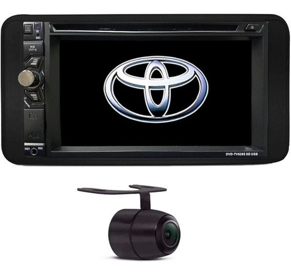 Central Multimidia Sw4 Hilux 2006 2007 2008 2009 2010 2011