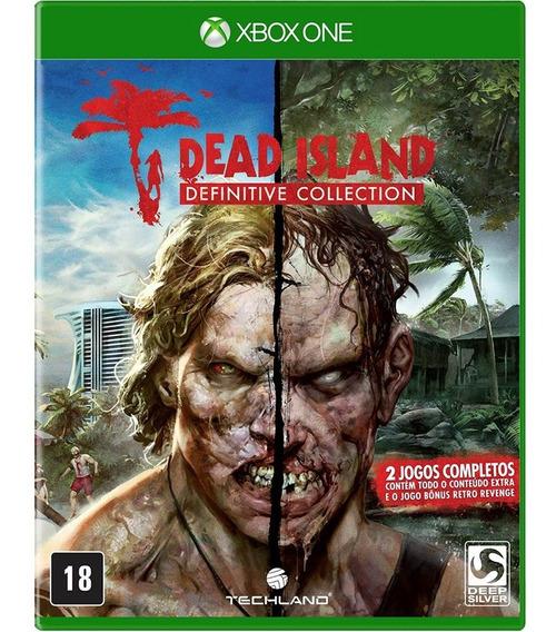 Jogo Novo Dead Island Definitive Collection Para Xbox One