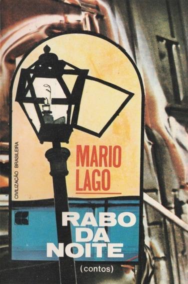 Mário Lago Livro Autografado Contos Rabo Da Noite 1977