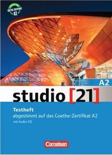 Studio 21 Das Deutschbuch A2 Testheft Audio Cd - Funk,her...