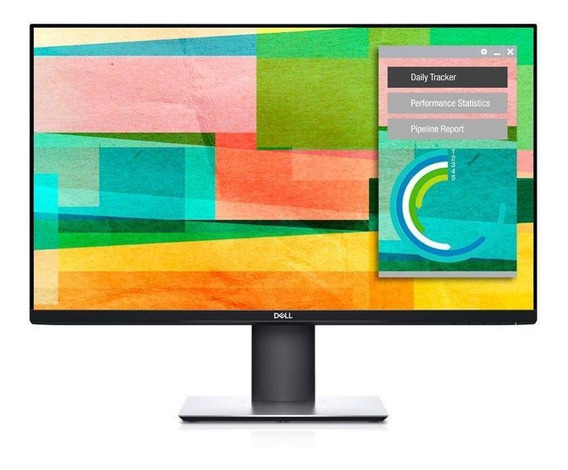 Monitor Dell Professional Led Full Hd Ips 23 P2319h Preto