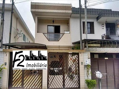 Casa, 3 Dorms Com 120 M² - Vila Valenca - Sao Vicente - Ref.: Fd180 - Fd180