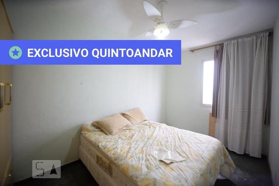 Apartamento No 15º Andar Com 2 Dormitórios E 1 Garagem - Id: 892967302 - 267302