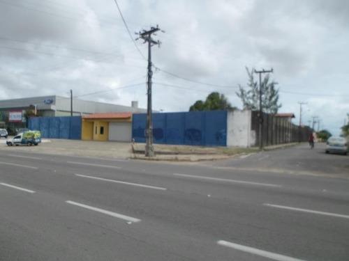 Terreno Para Alugar Na Cidade De Fortaleza-ce - L10967