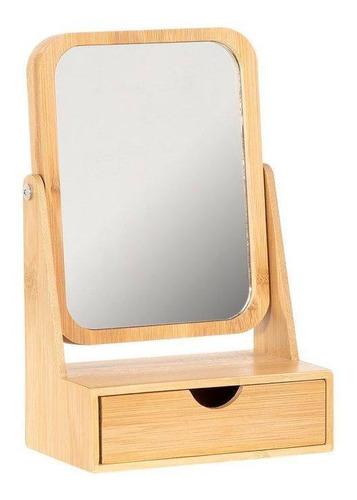Espelho Com Gaveta Spa 16x10x24 Cm Nt Ntcs