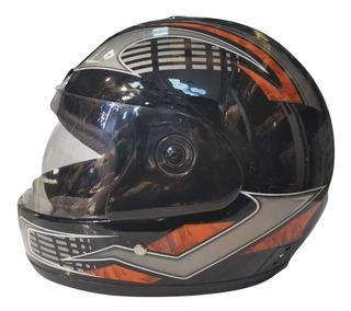 Casco Helmet Racing Paseo Moto Enduro / 219004