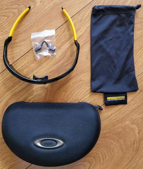 Óculos De Sol Oakley Esportivo Livestrong Radar Path