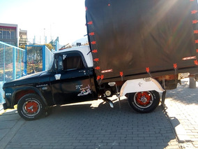 Camioneta Dodge Brasilera Con Estacas