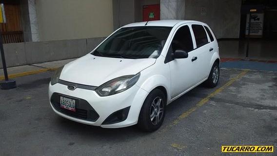 Ford Fiesta Automática