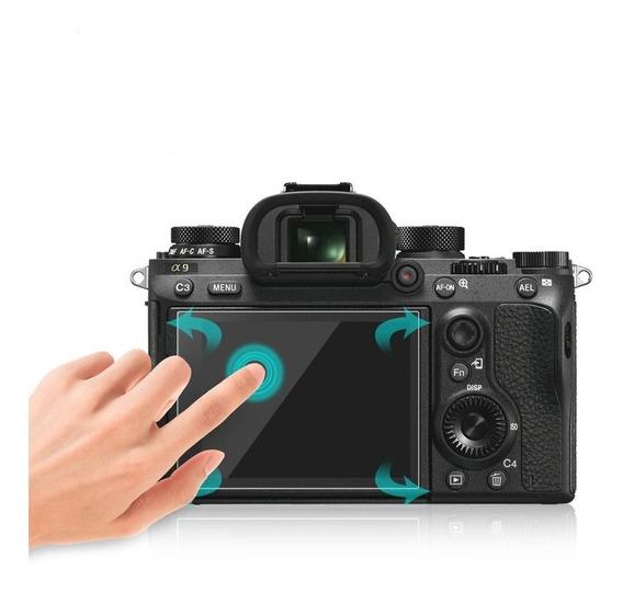 Película Vidro Protetora Lcd Display Sony A7 Mark Ii A7r