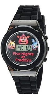 Reloj Digital Five Nights At Freddys Para Niños Con Estuche