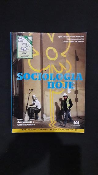 Livro Para Vestibular Sociologia Hoje