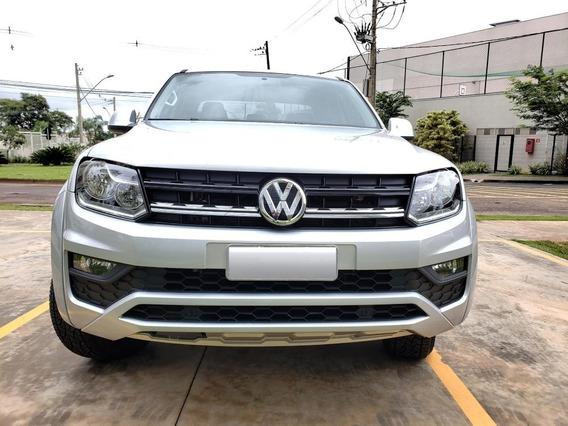 Volkswagen Amarok 2.0 Comfortline 4x4 Cd 16v Turbo Intercool