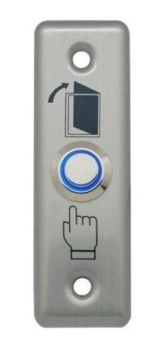 Boton Pulsador De Salida Cerraduras Electricas Cygnus Ex-905
